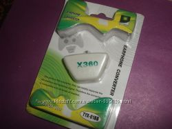 Xbox 360 Адаптер-переходник 3. 5 мм  подключение гарнитуры