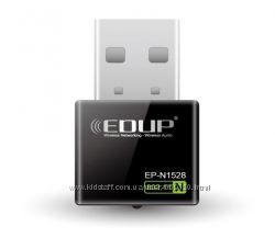 EDUP EP-N1528 беспроводный USB адаптер 300 MBPS