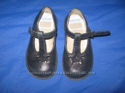 Кожаные итальянские туфли р-25