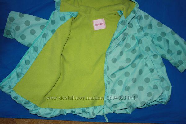 Модная курточка-плащик ф. CHEROKEE на ребенка 1218мес