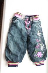Джинсики на флисовой подкладке на ребенка от 1до2лет