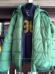Продам куртку зимнюю для мальчика подростка