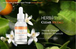 Сыворотка с экстрактом нероли MIZON Herbal Orange Blossom Ampoule