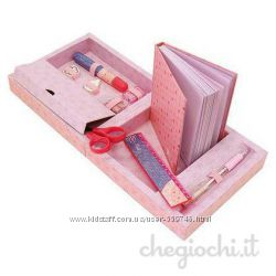 Набор блокнот TRUDI MAXI DESK SET для девочки