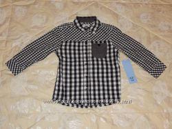 Рубашки  TESCO, р. 98, 104, 110, 116см