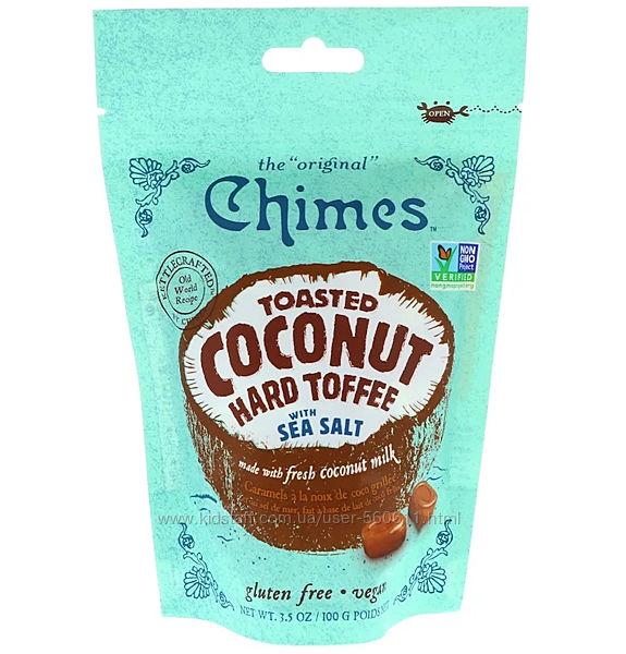 Кокосовые ириски с морской солью, Chimes