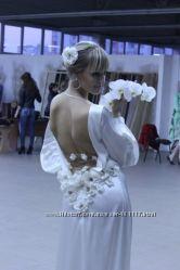 дизайнерское свадебное платье