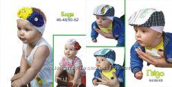 Деми шапки для девочек D. star и DEMBOHOUS