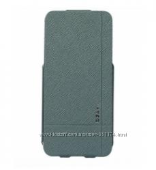 Кожаный чехол Ozaki для  iPhone 5, 5S.