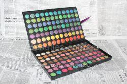 Палитра теней 168 цветов
