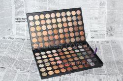 Профессиональная палитра теней 120 цветов  4 для макияжа теплых оттенков