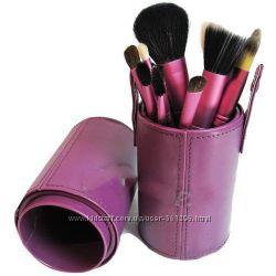 Набор кистей для макияжа 12 штук