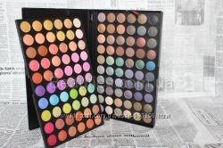 Профессиональная палитра теней 120 цветов  3 для век макияж визаж