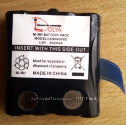 Аккумулятор блочный для Motorola XTR446, TLKR Т5-Т8 4. 8V, 800mAh