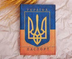 Обложка на паспорт Harno, асс.