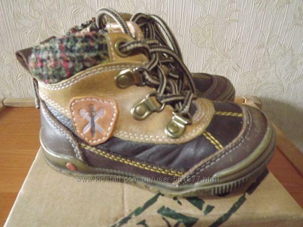Демисезонные ботиночки  BEEKO на мальчика