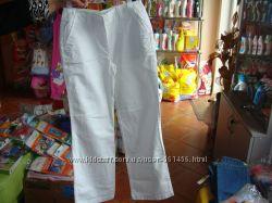 Штани білі 14 W США