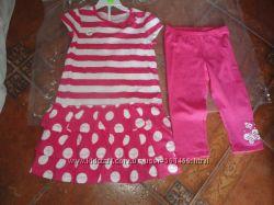 Туніка-плаття,   лосіни   4, 6Х  років  США