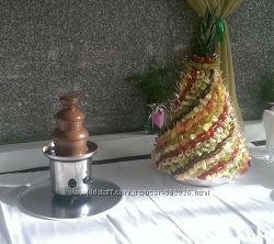 Шоколадный фонтан Акция