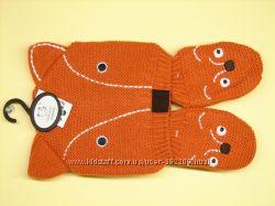 Набор шапочка и рукавички Лисичка Primark