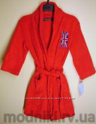 Теплый халат Англия