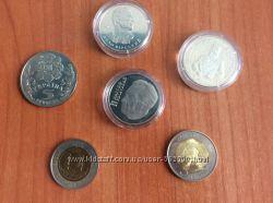 Распродаю коллекционные монеты Украины.