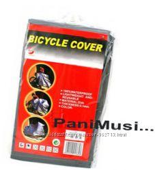 Чехол на мотоцикл, велосипед, скутер