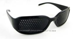 Аюрведические очки тренажеры Laser Vision для глаз
