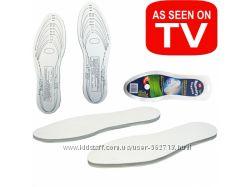 Универсальные Стельки для обуви, с памятью Здоровая стопа