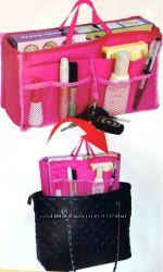 Органайзер для косметики для женской сумки