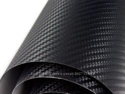 Карбоновая пленка для Авто 1 м погонный . цвет черный, серый купить