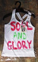 Майка-борцовка бренд Soul &  Glory