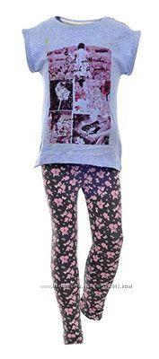 Пижама F&F для девочек от 5-9 лет