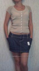Стильная юбка бренд New Look