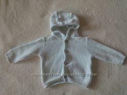 Кофточка на малыша или малышку Marksandspencer 0-3 месяца в состоянии новой