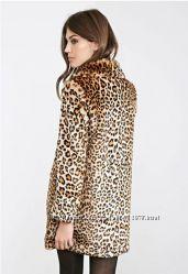 Тигровое пальто Forever21 размер S