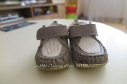 Детские осенние туфли