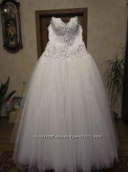 Срочно продам свадебное платье