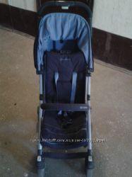 Цену снизила Удобная прогулочная коляска-трость