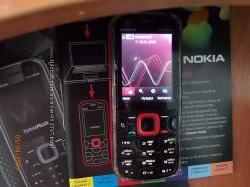 Nokia 5320 XpressMusic рабочий