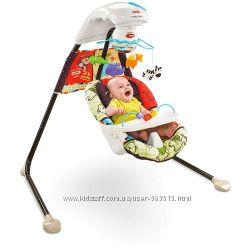 Качель колыбель Любимый зоопарк напрокат в Baby Service Николаев