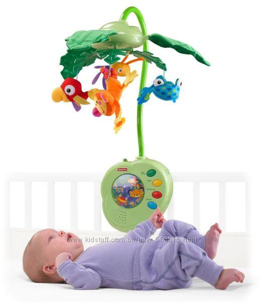 Напрокат Мобиль Fisher-Price в Baby Service Николаев.