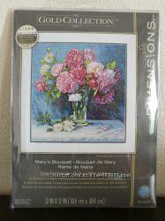 Набор для вышивки крестом Dimensions 70-35295  Marys Bouquet