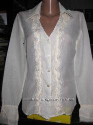 Батистовая блузка от Mozaik