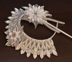 Новогодние наборы украшений короны, диадемы, волшебные палочки