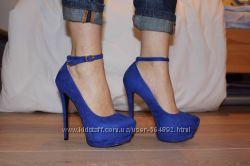 Модельные туфли в наличии отличная цена