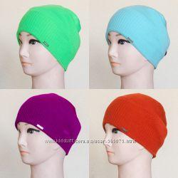 Модная яркая удлиненная шапка Levs огромный выбор цветов 1