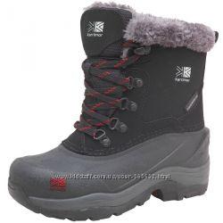 Ботинки KARRIMOR зима  для мальчиков и девочек р. 33, 34, 38, 38, 5