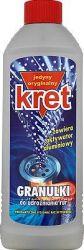 Kret гранулы для прочистки труб и канализации 500 гр. Польша.