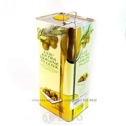 Оливковое масло оlio extra vergine  5 л.